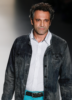 Brazil TV star Domingos Montagner has drowned in a river after filming scenes for a soap opera. (Photo by Pedro Agoas/LatinContent/Getty Images)