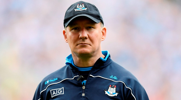 Tomorrow, Jim Gavin's men will attempt to become the seventh Dublin team to land the double. Photo by Stephen McCarthy/Sportsfile