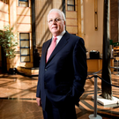 NAMA Chairman Frank Daly at Treasury Buildings. Photo: Tony Gavin