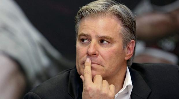 """'According to World Rugby CEO Brett Gosper (p) """"there hasn't been any appetite for change (to the three year rule). The day that people don't believe they are watching bona fide internationals then you got problems"""". I believe we are already at that stage.'"""