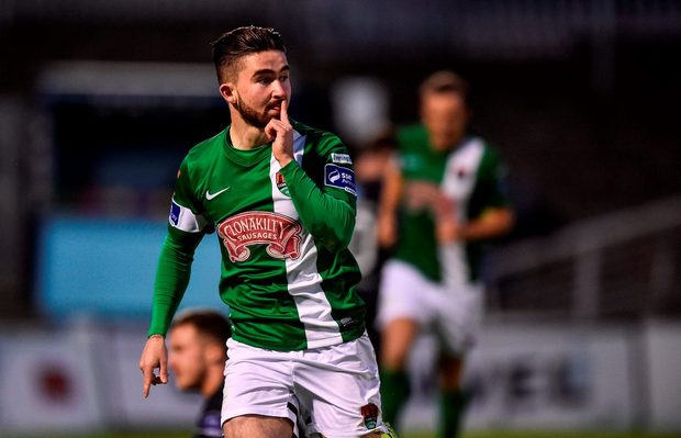 Cork City's Sean Maguire. Photo by David Maher/Sportsfile