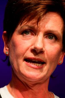 Diane James Photo: Getty Images