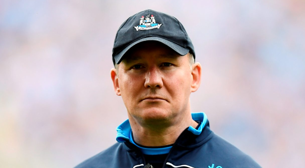 Dublin manager Jim Gavin. Photo: Stephen McCarthy/Sportsfile