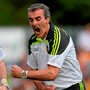 Jim McGuinness was in charge of Donegal in 2014