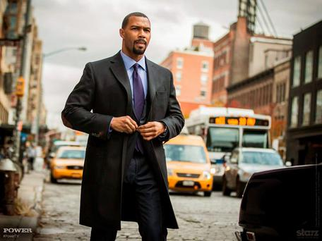 Omari Hardwick stars as James