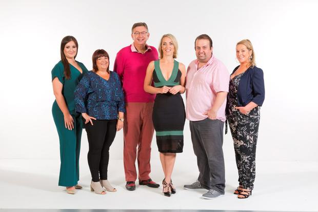 The current 'Operation Transformation' contestants