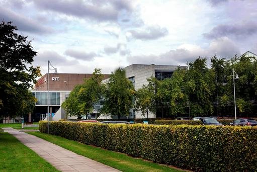 RTE CAMPUS: If RTE can compete with commercial television, then it should stop making excuses and hiding behind endless reports — and just get on with it. Photo: Tony Gavin
