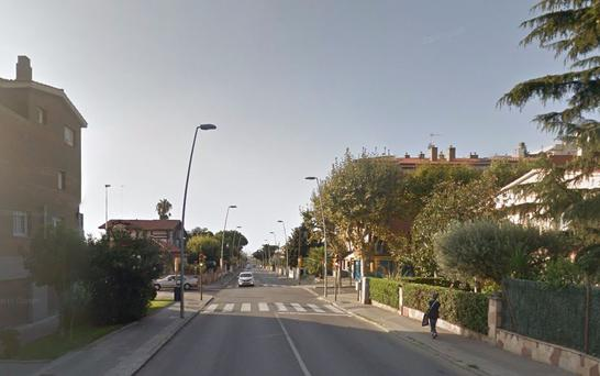 The blast occurred in an apartment building in Premia de Mar, the centre of the town of Maresme, located north of Barcelona.
