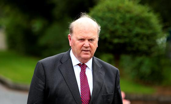 Michael Noonan has been urged to stand before the PAC Picture: Damien Eagers