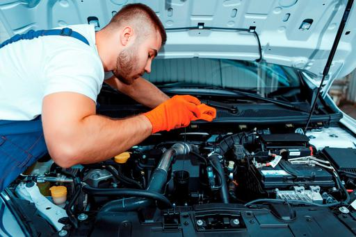 'There was a time when oily-fingered lads used to spend long and happy weekend hours tinkering with carburettors or fiddling with clutches - but no longer' Stock photo: Depositphotos
