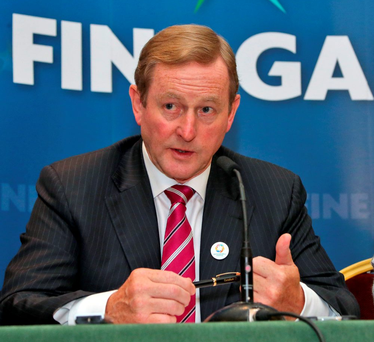 Taoiseach Enda Kenny. Photo: Colin Keegan / Collins Dublin.