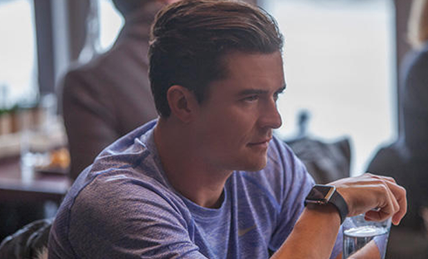 Orlando Bloom in new comedy Easy. Photo: Netflix