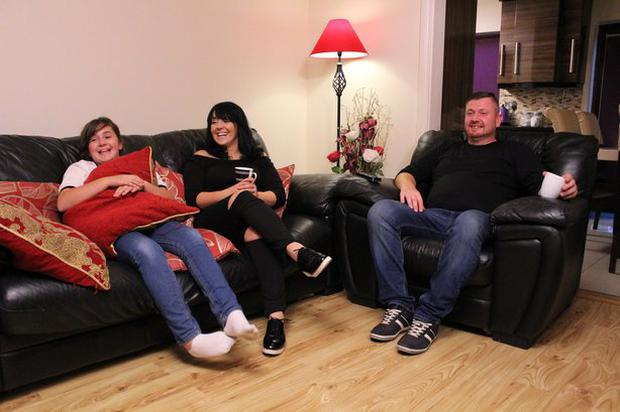 The Gruffertys on Gogglebox Ireland