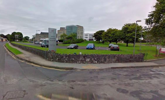 Mayo General Hospital in Castlebar. Picture: Google Maps
