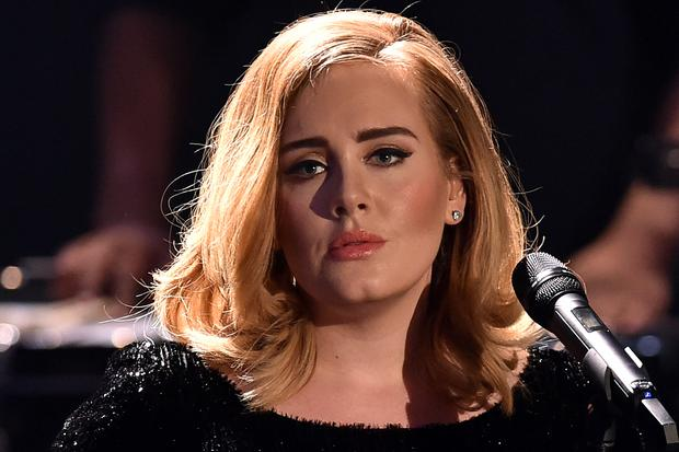 Adele contemplates a return to university during 10-year touring break. (Photo by Sascha Steinbach/Getty Images)