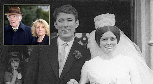 Seamus and Marie were married for 48 years