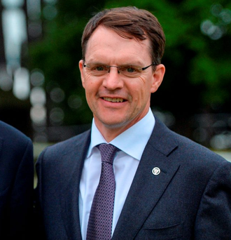 Trainer Aidan O'Brien: record bid