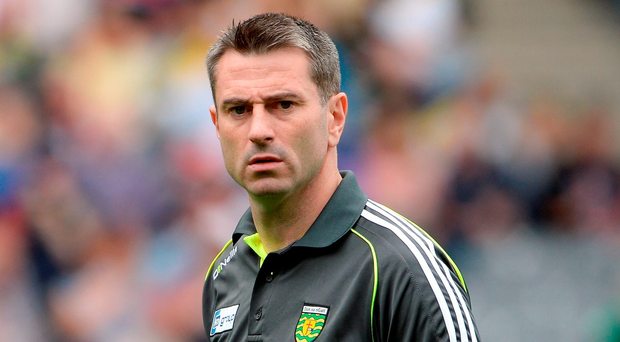 Rory Gallagher has been given another three years as manager of Donegal. Photo: Oliver McVeigh/Sportsfile