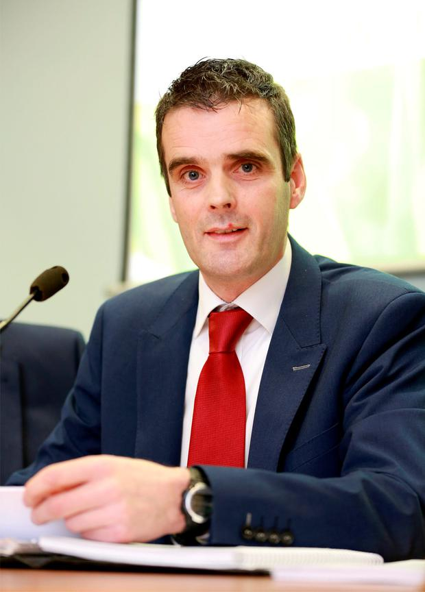 IFA President Joe Healy Picture: Frank McGrath