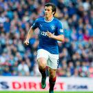 Rangers' Joey Barton. Photo: Jeff Holmes/PA Wire