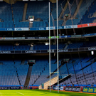 Croke Park: GAA promotes a 'Give Respect – Get Respect' ethos Picture: Maxwells