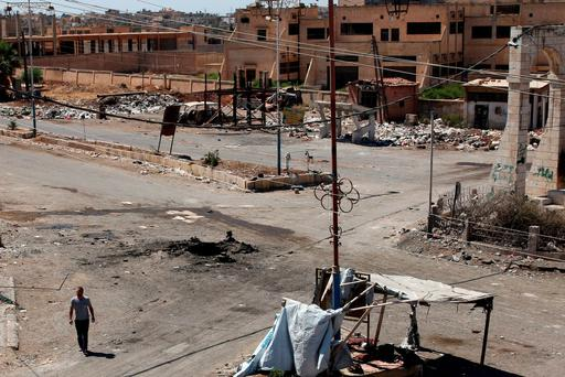 Activists and rebel groups also accuse the government of violating the ceasefire. Photo: Alaa Al-Faqir/Reuters