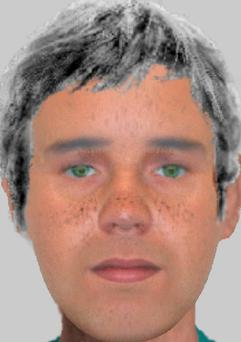 Undated file handout e-fit image issued by Thames Valley Police of a suspect they want to trace in connection with a sexual assault of two six-year-old girls at the Legoland Windsor theme park, as their mothers have spoken out about the harrowing attack