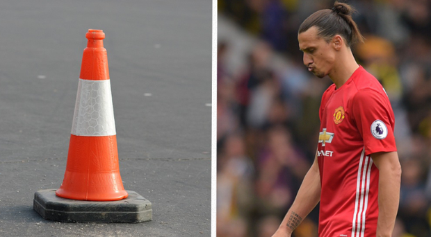 Christophe Dugarry has suggested Ibrahimovic is too slow for the Premier League