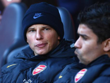 Arshavin joined Arsenal during the January transfer window in 2009. Getty