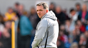 Davy Fitzgerald Photo: Diarmuid Greene/Sportsfile