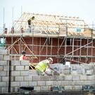 'Yes, we need banks to act prudently, but not if it stops houses being built.' Photo: Ben Birchall/PA Wire
