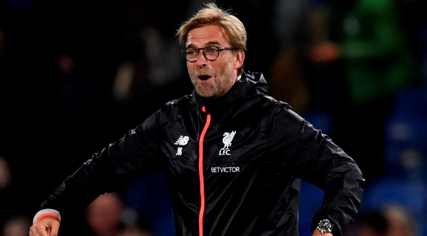 Liverpool manager Jurgen Klopp. Photo: Reuters/Dylan Martinez