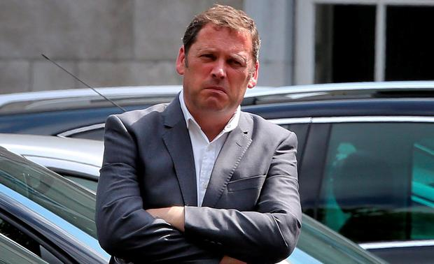 Barry Cowen: water charges to be completely abolished. Photo: Tom Burke