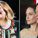 Adele dedicated her New York concert to Brad Pitt and Angelina Jolie