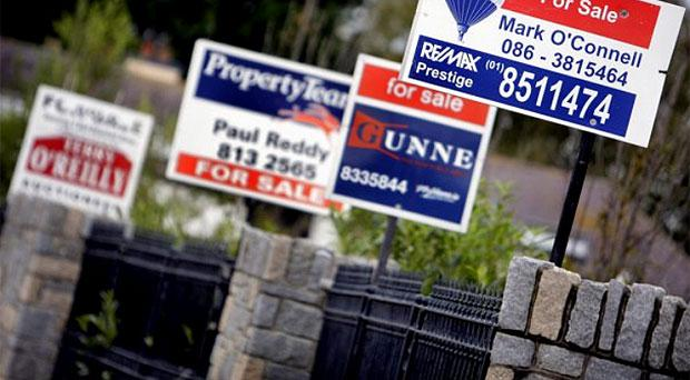 First-time buyers are being squeezed out of the housing market, while cash purchasers and investors are muscling in. Stock picture