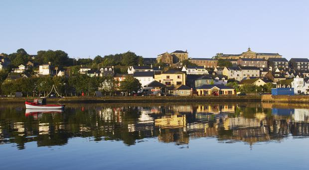 The picturesque port town of Kinsale in Co Cork saw the largest rise in property prices in the country.