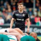 Saracens' Chris Ashton. Photo: Paul Harding/PA Wire.