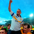 Fitzgerald's parting gift to Clare is to walk away without a dragging the county into a divisive row. Photo by Paul Mohan / Sportsfile