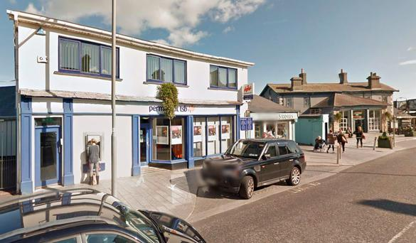 Permanent TSB, Greystones. picture: Google maps