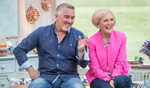 Paul Hollywood and Mary Berry are taking different paths (BBC/PA)