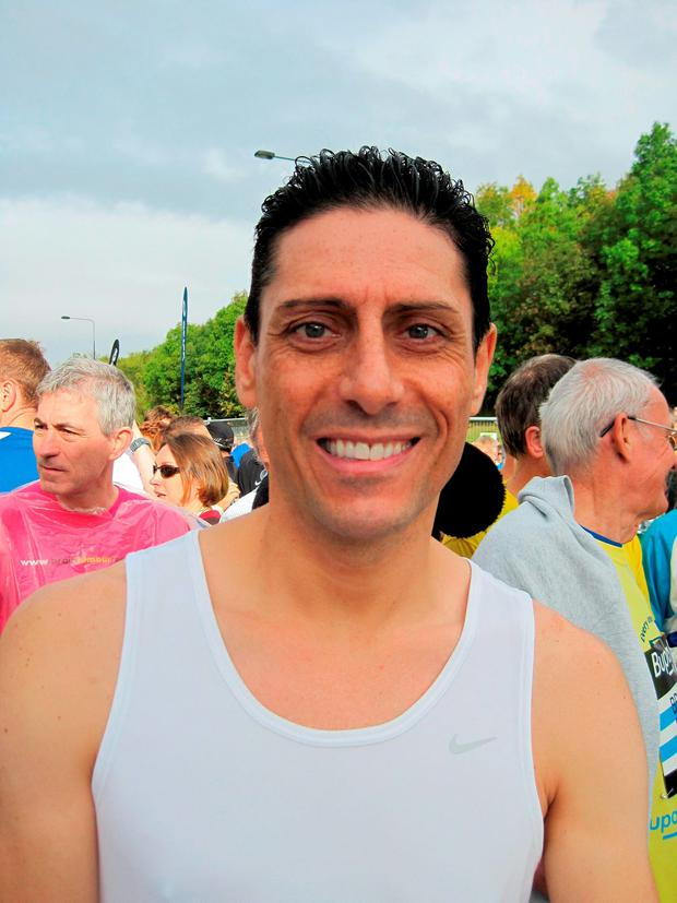 CJ de Mooi, former panellist on the BBC quiz show Eggheads, who has been arrested on a European arrest warrant under his real name Joseph Connagh for an alleged killing, Scotland Yard said. Photo: Hugh Macknight/PA Wire