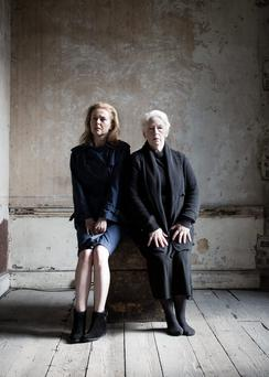 Echoing sadness: Aisling O'Sullivan and Marie Mullen
