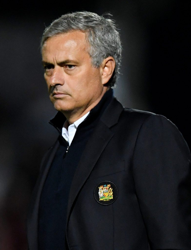 Manchester United manager Jose Mourinho admits his side have had a bad week, but has blasted his critics