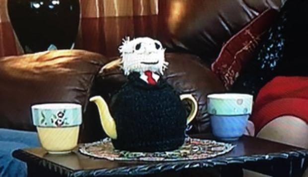 Michael Tea Higgins was the star of Gogglebox Ireland