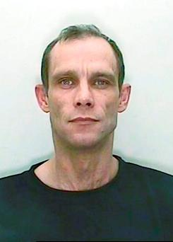 Undated handout file photo issued by Wiltshire Police of taxi driver Christopher Halliwell