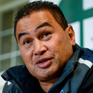 "Connacht head coach Pat Lam: ""With more guys coming back from injury, it's pleasing to be able to select a bit more experience in our side."" Picture: Sportsfile"