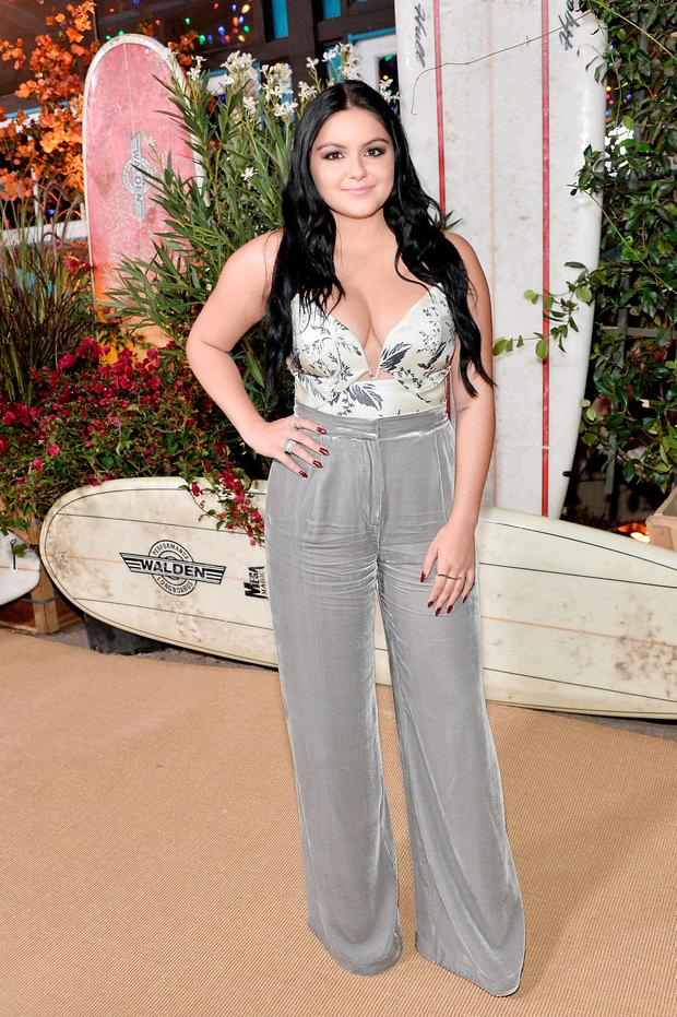 Ariel Winter attends 14th Annual Teen Vogue Young Hollywood with American Eagle Outfitters on September 23, 2016 in Malibu, California. (Photo by Stefanie Keenan/Getty Images for Teen Vogue)