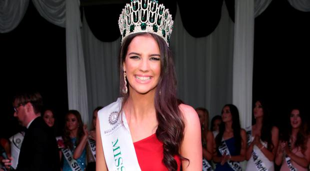 Miss Tipperary Niamh Kennedy has been named Miss Ireland 2016. Picture: Brian McEvoy