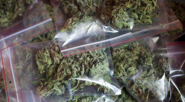 The man reported feeling ill after ingesting the marijuana of an unknown potency