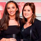 Aoife O'Hare & Róisín Flynn at the PANDORA Christmas press event which celebrated the launch of the new winter 2016 collection. Picture: Anthony Woods